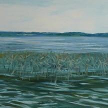 Jezioro w Burniszkach